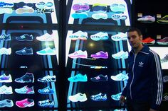 With the help of partner iQ by Intel, PSFK builds a hypothetical retail store that can better engage...