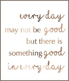 every day quote of inspiration