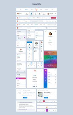 UI8 — Products — Grade UI Kit