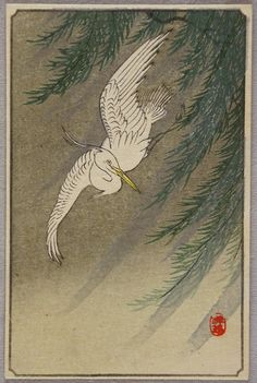 Koson Ohara 1877-1945