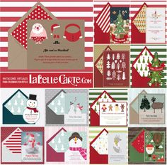 Tarjetas de Navidad, Tarjetas para Navidad, Invitaciones para Navidad  Para Más…