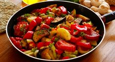 Cook with the Sun: Solar Cooking Tips and 5 Solar Oven Recipes for Ratatouille, Mediterranean Flatbread, Enchiladas, Roasted Cauliflower & Chickpeas Vegetable Ratatouille, Ratatouille Recipe, Oven Roasted Cauliflower, Cauliflower Recipes, Bean Recipes, Gourmet Recipes, Healthy Recipes, Polenta Recipes, Sauteed Vegetables