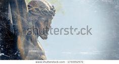Retro Styled Statue Crucifixion Jesus Christ Stock Photo (Edit Now) 1733352572 Jesus Christ Statue, Crucifixion Of Jesus, Statues, Photo Editing, Lion Sculpture, Royalty Free Stock Photos, Retro, Illustration, Artist