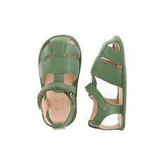 Baby Easy Peasy® nono leather sandals - easy peasy - nullshop_by_brand - J.Crew