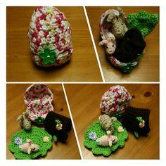 #crochet #Easter #finished