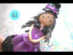 YouTube chibi witch polymer clay tutorial