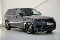 2018 Approved Used Range Rover Sport 3.0 SDV6 (306hp) for sale from Guy Salmon Land Rover in Northampton