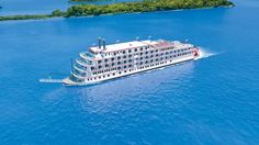 America Is The Name Of The Newest American Cruise Lines River Ship