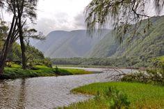 Pololu Valley, Big Island