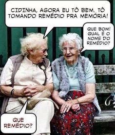 Remédio pra memória