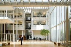 Morgan Library & Museum Addition - Renzo Piano