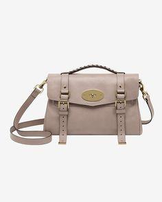 602765e9be860 Mulberry Alexa Soft Calf Fur Print  Pinky Mink I love this bag.