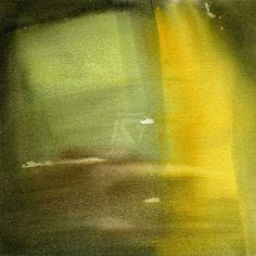 GRISAZUR: Acuarela sobre papel, 20x20 cm.Nov. 12, 2015
