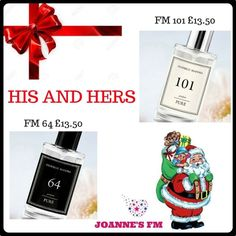 His and Her fragrances xx - http://ift.tt/1HQJd81