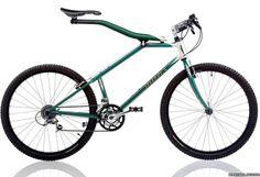 Quadro de Bike inusitado