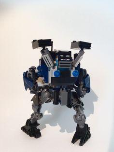 Lego Titanfall 2. Tone Prime. Lego Titanfall, Lego Mecha, Awesome Lego, Cool Lego, Lego Projects, Lego Stuff, Lego Building, Lego Creations, Legos