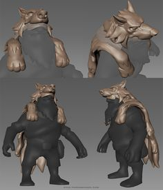 Pior's workshop - Page 2 - Polycount Forum