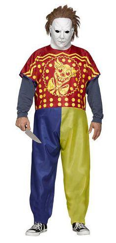 Disfraz Michael Myers. Halloween: El Origen  Ahora podrás convertirte en un gran asesino como es Michael Myers con este estupendo disfraz visto en el film Halloween: El Origen.