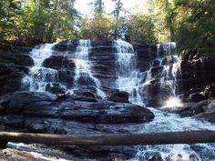 Moses falls Waterfalls, Travel, Outdoor, Beautiful, Outdoors, Viajes, Destinations, Traveling, Outdoor Games