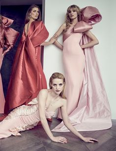 Alexis Mabille Haute Couture Fall/Winter 15-16 Collection @Maysociety