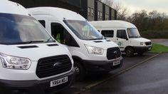 Community Transport (Stafford) New Minibuses Delivered
