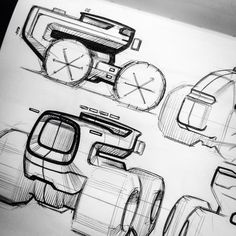 3 Marvelous Tips: Car Wheels Design Mercedes Benz car wheels design awesome.Old Car Wheels Dreams car wheels diy vehicles.Old Car Wheels Dreams. Logos Retro, Classic Tractor, Industrial Design Sketch, Car Design Sketch, Hand Sketch, Co Working, Car Wheels, Bike Design, Transportation Design