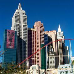 New York - New York, Hotel and Casino, Las Vegas