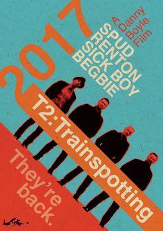 Trainspotting 2 - Fan Poster