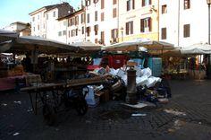 #campodefiori #market