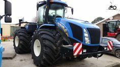 New Holland T 9 serie, foto van New Holland Tractor, Ford Tractors, Van, Trucks, Cars, Vans, Truck