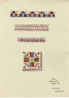 Eesti muuseumide veebivärav - Kihnu, käiste kiri