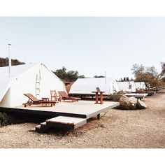 and just like that...we're glamping in mexico #cuatrocuatros