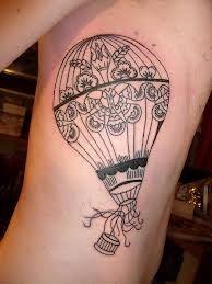 FANTÁSTICO MUNDO DA PRI : Balloon Tattoo / Tatuagem Balão