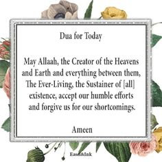 Islamic Inspirational Quotes, Inspiring Quotes, Islamic Quotes, Juma Mubarak Quotes, Friday Messages, Islamic Dua, Good Morning Images, Heaven On Earth, Deen