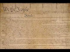 Organizing to defend the constitution and restore constitutional governance.