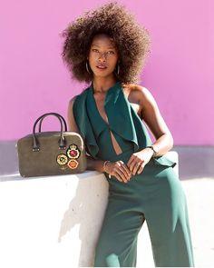 Deddeh Howard  Liberian model