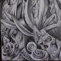 Arte Azteca Drawing