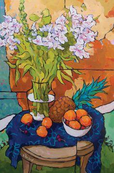 Acrylic artist Angus Wilson shares a step-by-step for Acrylic Artist and artistsnetwork.com readers. Follow along, step-by-step.