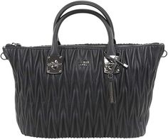 GUESS Sibyl Logo Girlfriend Satchel * You can get additional