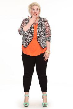 Margie Plus : Margie Plus Torrid Video Exclusive!