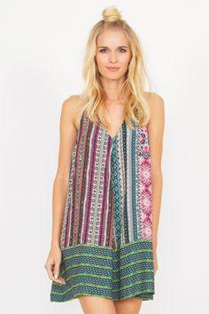 PACIFIC HIPPIE SUN DRESS - Free Shipping!