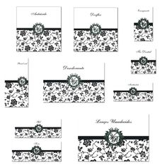 Como fazer kit banheiro para festa de casamento noiva for Set completo di piani casa pdf