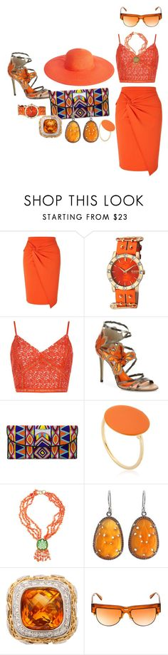"""""""Sylvia is having a dance party"""" by blujay1126 ❤ liked on Polyvore featuring Miss Selfridge, Versus, New Look, Jimmy Choo, ASPIGA, Isabel Marant, Kenneth Jay Lane, NOVICA, Established and Monsoon"""