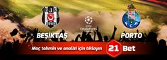 Beşiktaş - Porto İddaa Tahmin/Analiz #iddaa #maç #tahmin