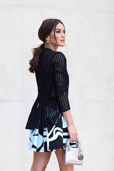 aab19cbf7 Meu look  Evento Dior com L Officiel Brasil
