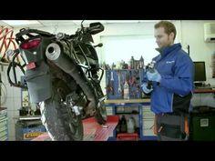 mechanik motocyklowy - YouTube