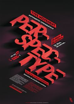 Perspectype on Behance