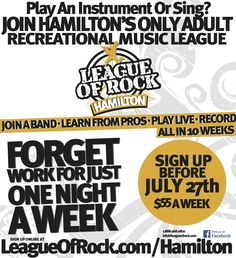 Forget Work For Just One Nite A Week. Live Music, Good Music, Team Building Events, Singing, Forget, Rock, Learning, Stone