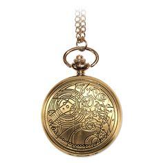 Kapesní hodinky Doctor Who - Symbols.... Ty chci :D