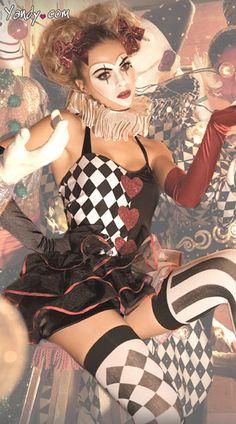 Love this Yandy.com costume!